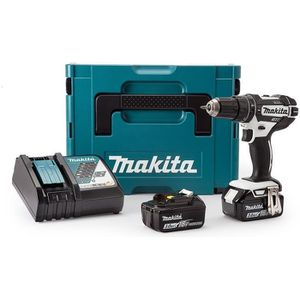PERCEUSE MAKITA Perceuse-visseuse à percussion DHP482RFWJ -