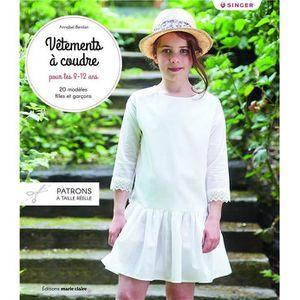 LIVRE LOISIRS CRÉATIFS Livre - vêtements à coudre pour les 8-12 ans ; 20