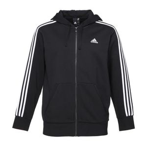new arrival 36971 a3a99 PARKA DE RUNNING Veste à capuche adidas Essentials 3-Stripes