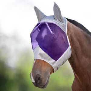Harrison Howard CareMaster Pro Masque Anti-Mouches Protection Anti-UV avec Oreilles