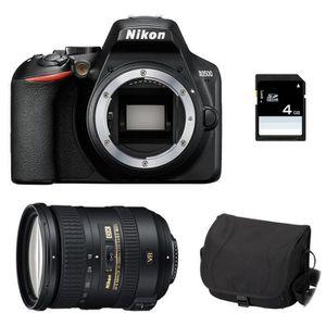 APPAREIL PHOTO RÉFLEX NIKON D3500 + AF-S DX VR 18-200mm f/3.5-5.6G IF-ED