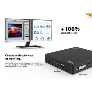 UNITÉ CENTRALE  Mini PC-Z83 Office UNITÉ CENTRALE-4GB+64GB-Windows
