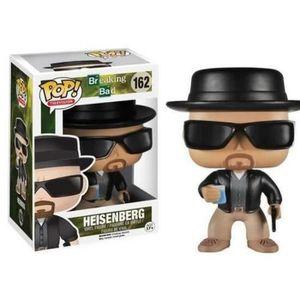 Breaking Bad Bobblehead-Walter White Heisenberg jaune Haz Mat Mezco nouveau