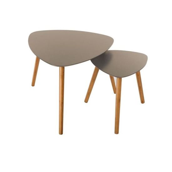 Basse Table 2 De Scandinave Taupelot rdtCxhsQ