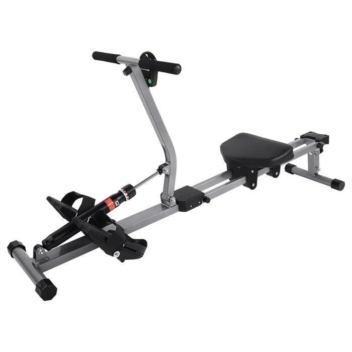 Rameur cardio-rameur en acier-machine à ramer-Accessoire de remise en forme de gymnastique à la maison -KOR