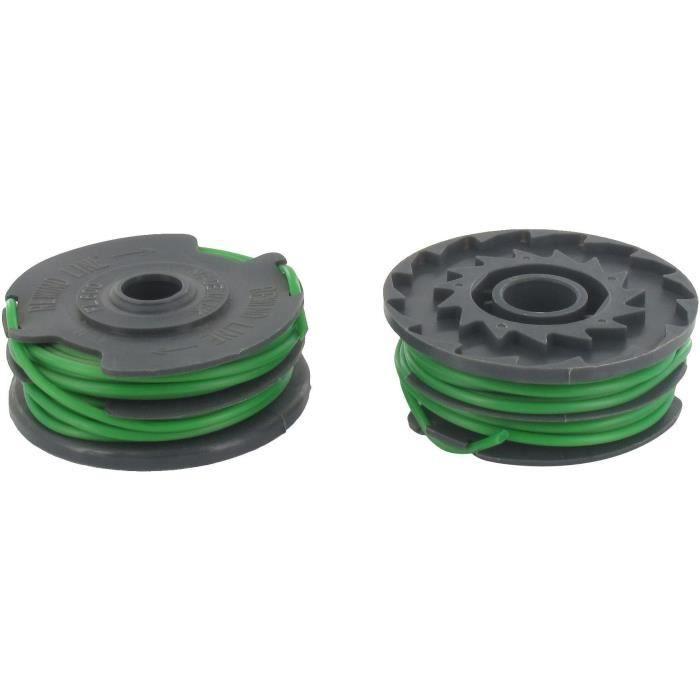 Bobineau adaptable pour FLYMO modèles: Contour 500E/650E/600HD, Power Trim600HD, CTHD26 - MTD & YARD-MAN TB495 0