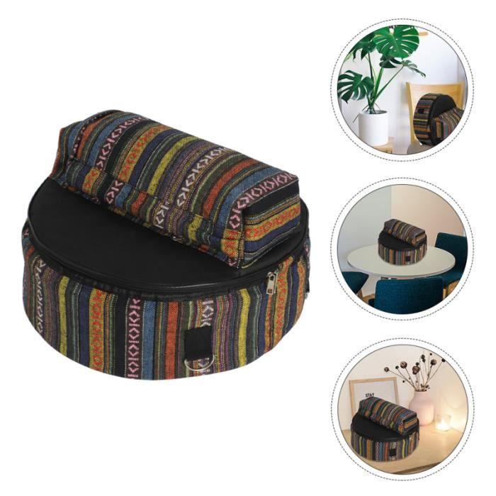 1 PC Confortable Épaisie Tambour Cas Porte-Sac de Poche aspirateur traineau entretien des sols - entretien de la maison