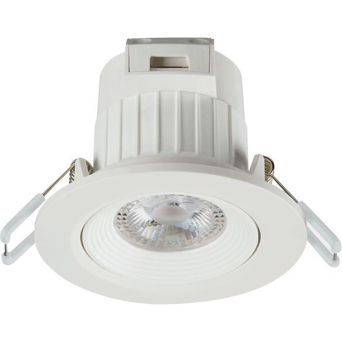 Spot à encastrer Led IP20 450 lumens 4000k