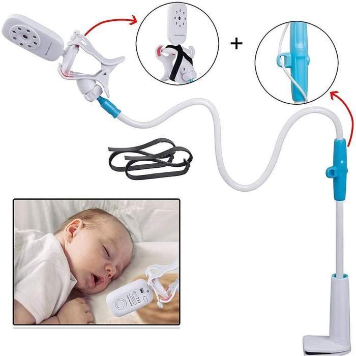 TRIXES Support de moniteur pour bébé - Essentiels pour les lits de bébé naissants-