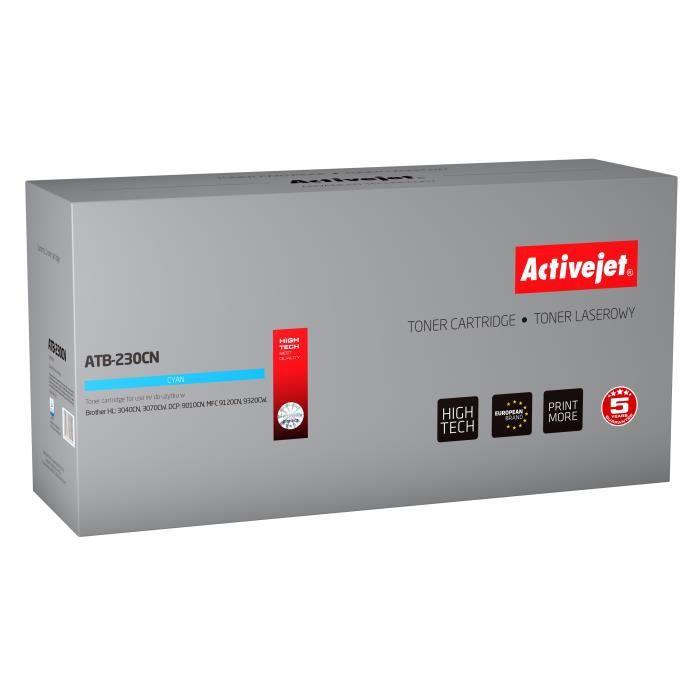 TONER ActiveJet ATB-230CN, Cartouche laser, 1400 pages,