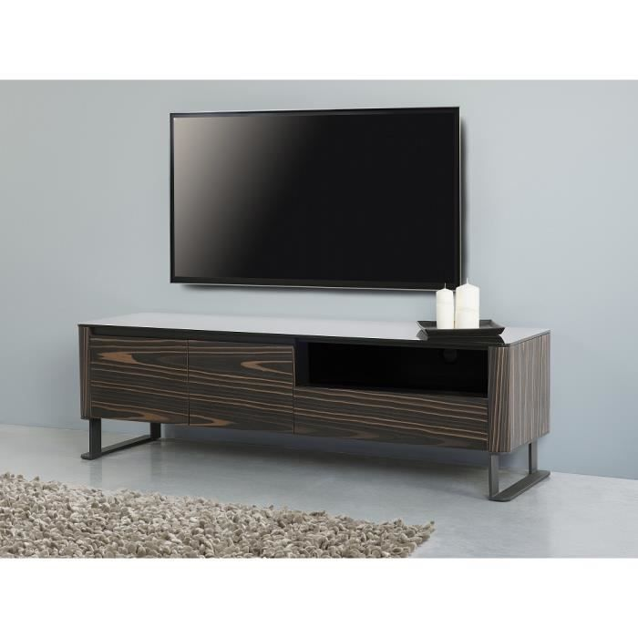 meuble tv meuble de rangement couleur b ne elvas achat vente meuble tv meuble tv. Black Bedroom Furniture Sets. Home Design Ideas