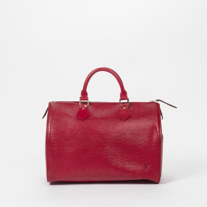 Louis Vuitton - Sac à main - Epi Red - 275 - Achat   Vente Louis ... af0ddf00d44
