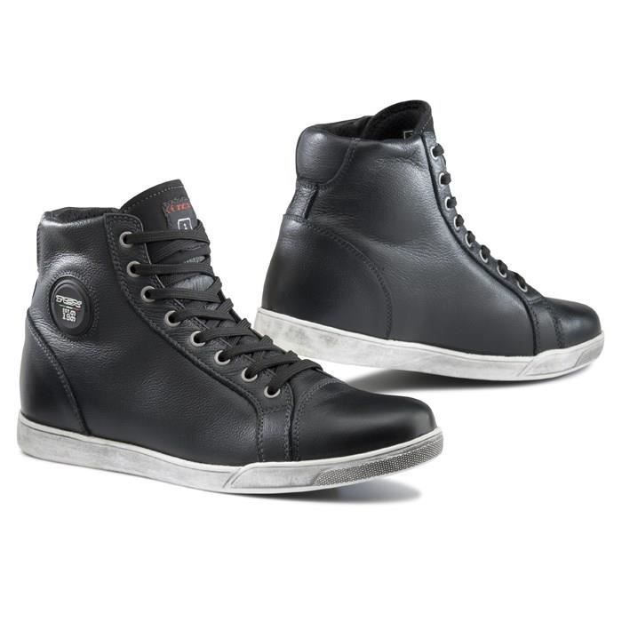 tcx x street waterproof paire de chaussures moto noires achat vente chaussure botte tcx x. Black Bedroom Furniture Sets. Home Design Ideas