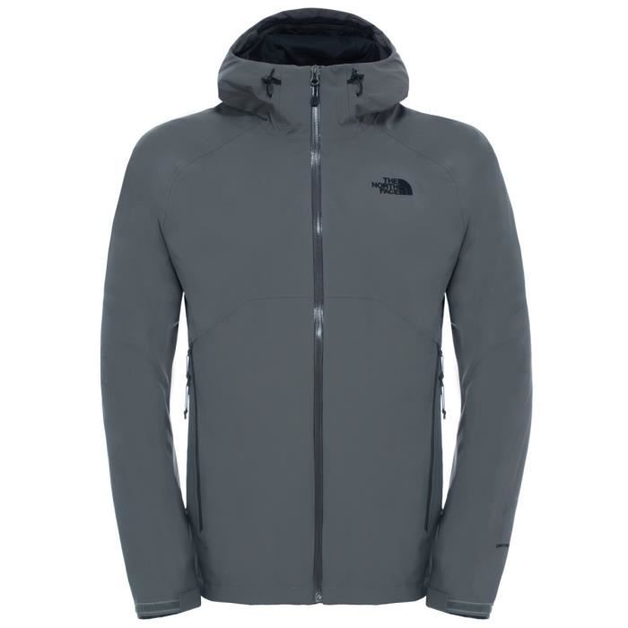 Gris Face North Stratos Homme Dryvent Veste The Achat O5XaAWqqn