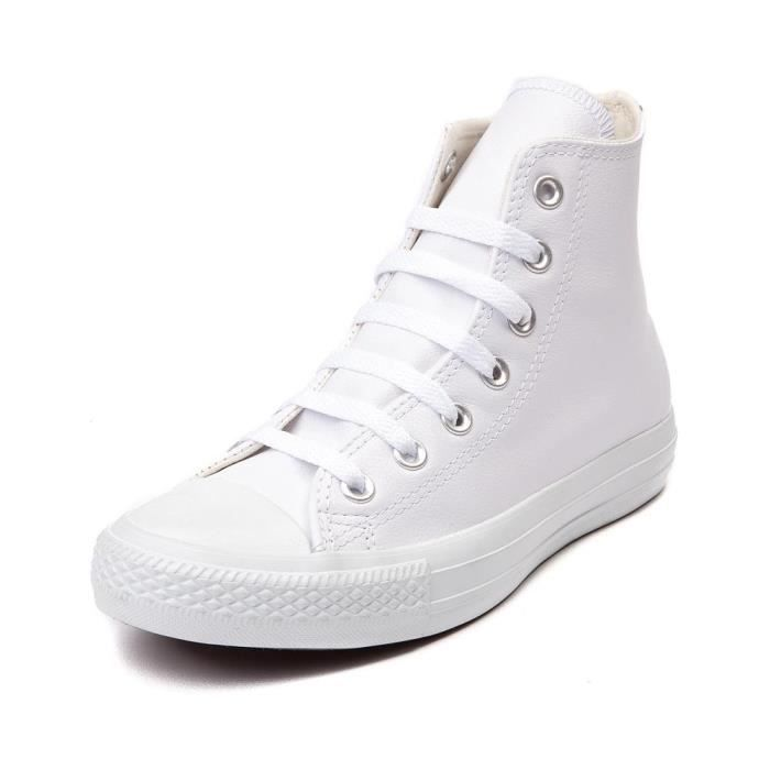 all star converse femme cuire
