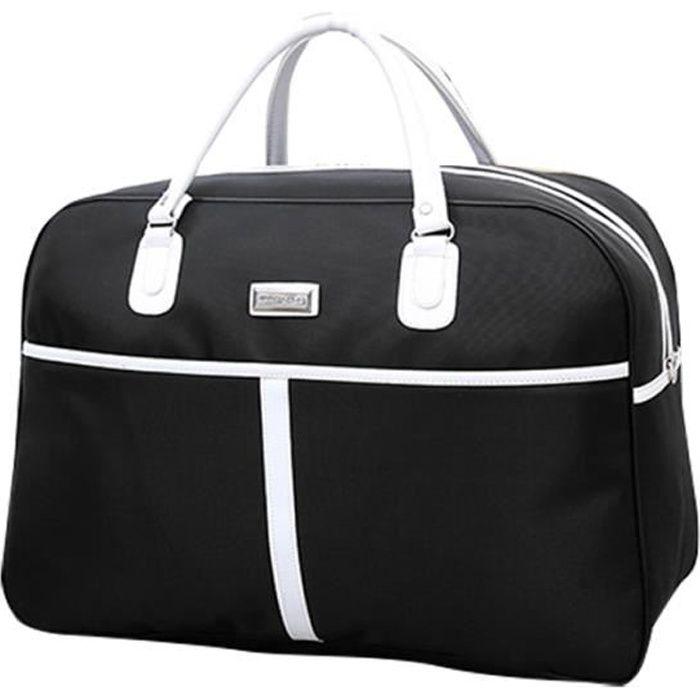 Magik Lot de 2 sacs voyage sac /à main Grandes poches Doublure Organisateur