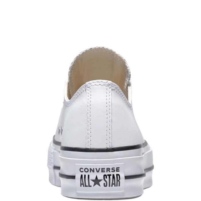 Sneakers Sneakers Converse Femme Converse Black White 5AR43qLj