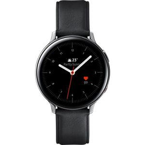 MONTRE CONNECTÉE Samsung Galaxy Watch Active 2 44mm Acier 4G, Argen