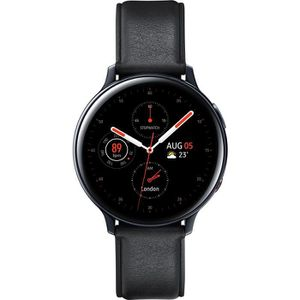 MONTRE CONNECTÉE Samsung Galaxy Watch Active 2 44mm Acier 4G, Noir