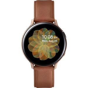 MONTRE CONNECTÉE Samsung Galaxy Watch Active 2 44mm Acier 4G, Or