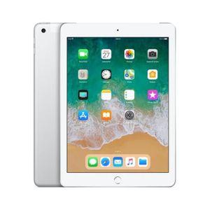 TABLETTE TACTILE iPad APPLE - iPad 2018 Silver - 128 Go - WiFi + Ce