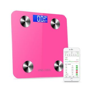 PÈSE-PERSONNE Body Fat Bluetooth Balance IMC intelligent Balance