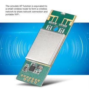 GPS AUTO Carte réseau sans fil anti-interférence de module