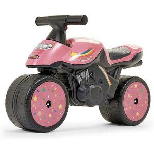 MOTO - SCOOTER Moto Rainbow Star Draisienne, 428