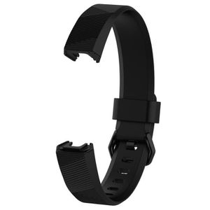 MONTRE Large fermoir de bracelet en silicone pour bracele