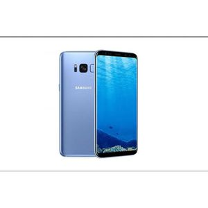 SMARTPHONE Samsung Galaxy S8 64Go simple sim Bleu