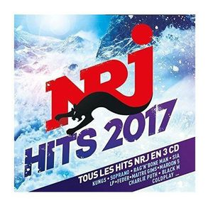 CD COMPILATION NRJ HITS 2017