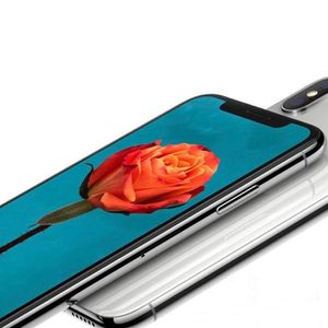 SMARTPHONE Smartphone APPLE iPhone X 64 Go Argent