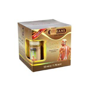 HUILE - LAIT MASSAGE Crème de massage relaxante Dahn Hanzal 100% nature