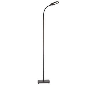 LAMPADAIRE Lampadaire LED design métal orientable intensité c