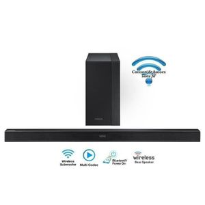 BARRE DE SON SAMSUNG HW-J450 - Barre de son 300W, bluetooth, ca
