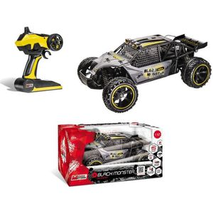VOITURE - CAMION MONDO Buggy Black Monster R/C 1:12 (Batterie)