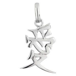 Véritable 14K Or Jaune Chinois Jade Croix Symbole Design Pendentif