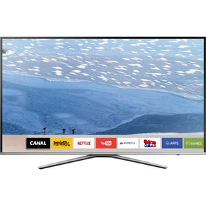 Téléviseur LED SAMSUNG - UE49JU6450UXZF - TV LED UHD 49'', Smart