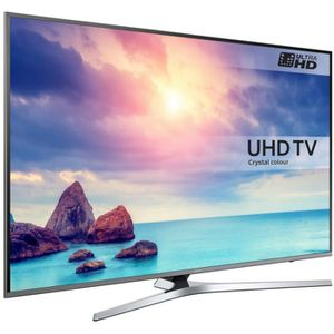Téléviseur LED SAMSUNG UE49KU6450 TV LED UHD 123cm (49'') - Smart