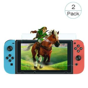 CONSOLE NINTENDO SWITCH Verre Trempé Nintendo Switch, 0.3mm Ultra-mince HD