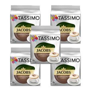 CAFÉ 5 Tassimo Jacobs Cappuccino