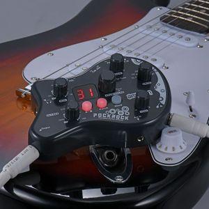 Donner P/édale Guitare Multi-effets Chorus Delay High Gain avec Adaptateur