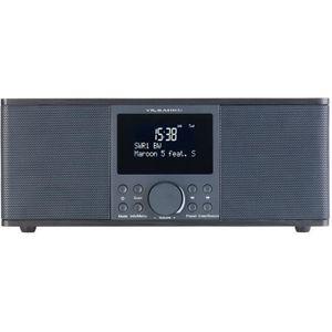 Radio réveil Radio numérique stéréo DAB+/FM avec fonctions blue