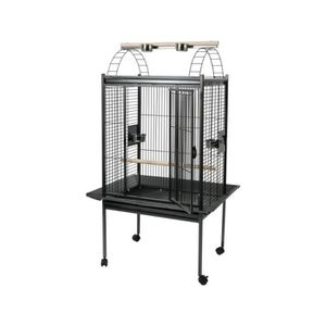 cage perruche achat vente cage perruche pas cher cdiscount. Black Bedroom Furniture Sets. Home Design Ideas