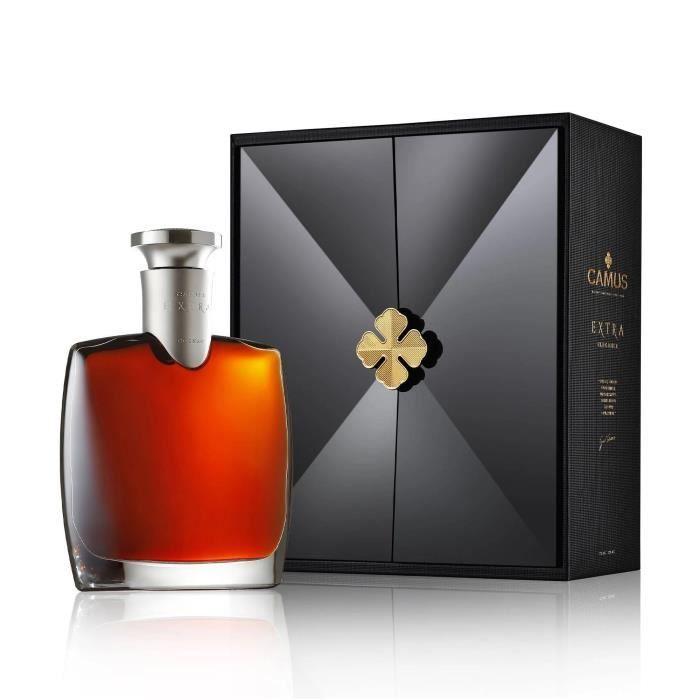 Camus EXTRA Elégance Cognac Brun 1x70cl