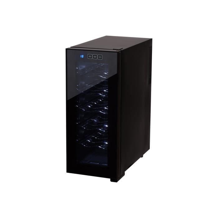 Camry Premium CR 8068 Cave à vin pose libre largeur : 25.5 cm profondeur : 51 cm hauteur : 61.5 cm 33 litres classe A