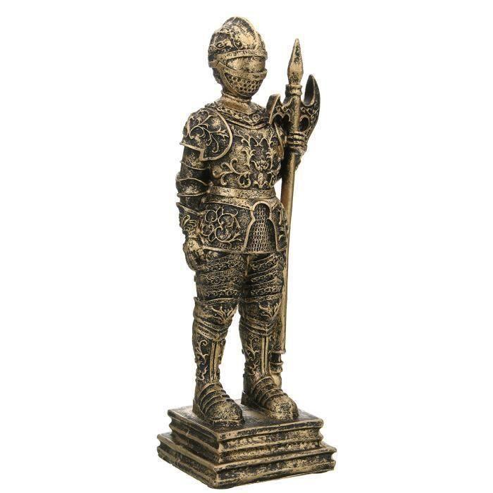 Rome Soldat Guerrier Statue Collection Décoration Cadeaux TYPE Q Ve17540