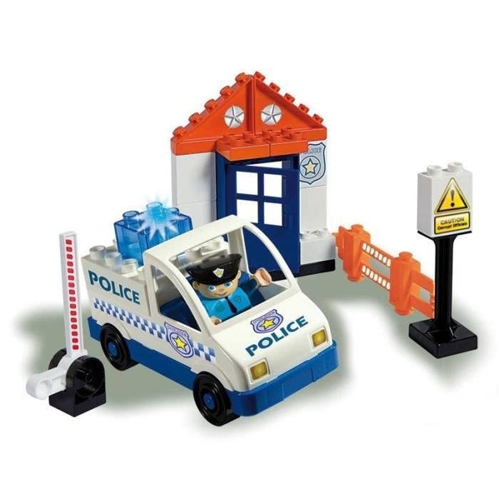 Petite construction POLICE