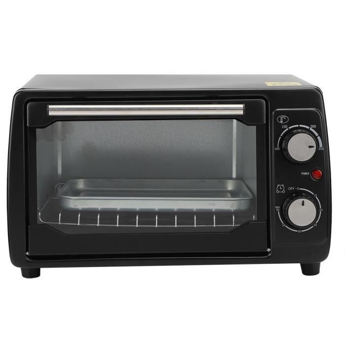 COC Petit Four Électrique de Bureau Multifonction 10L Machine de Cuisson Ménage Appareil de Cuisine(EU 220V )
