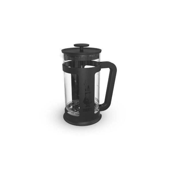 BIALETTI Cafetière à Piston 1L Smart Noir 0006186